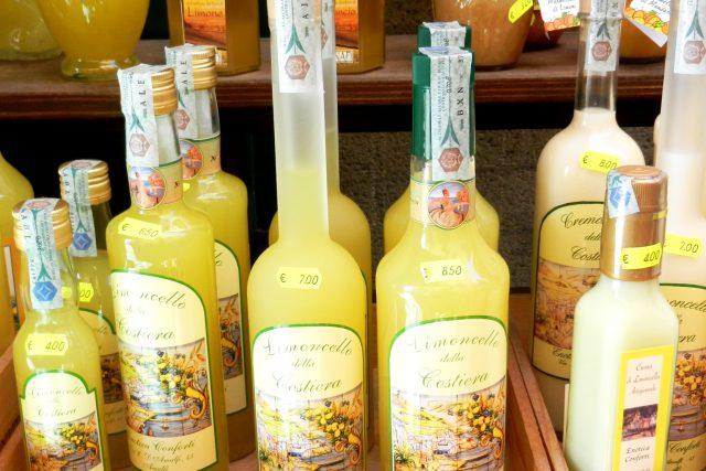 Limoncello – Drink of the Amalfi Coast