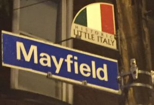 Little Italy Cleveland Photo by Margie Miklas