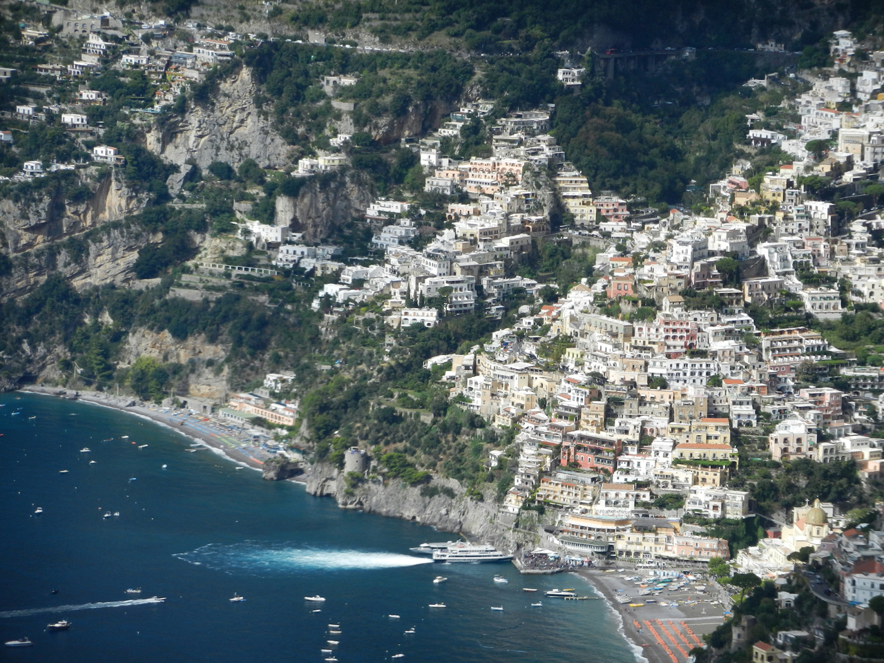 Daydreaming about Positano