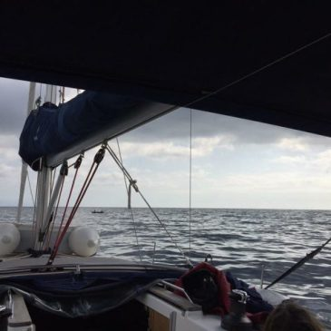 Sailing in Sicily Around Taormina