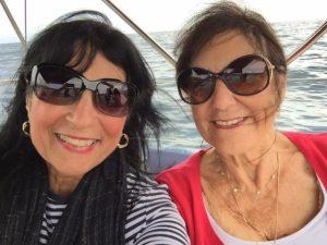 Victoria De Maio and Margie Miklas Taormina Photo by Margie Miklas
