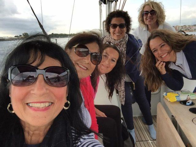 Sailing in Taormina Photo by Margie Miklas
