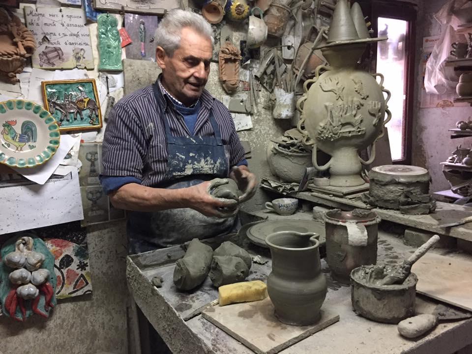 Vietri Ceramics Artist