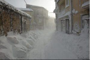Snow in Cesaro` Photo by Giuseppe Famiani https://www.facebook.com/giuseppe.famiani