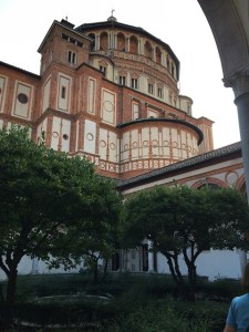 Santa Maria delle Grazie Milan Photo by Margie Miklas