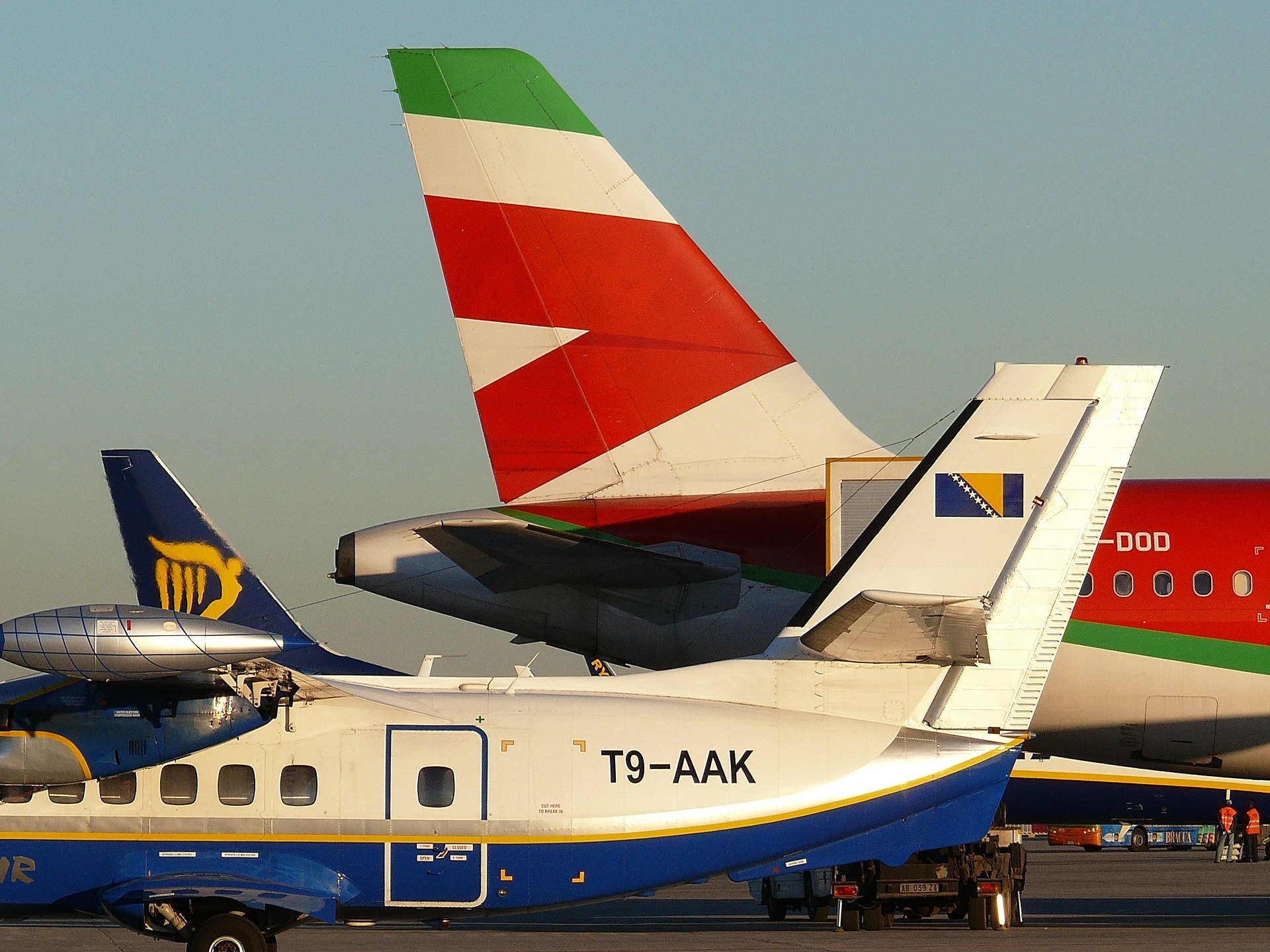 Surviving an Airport Strike in Italy