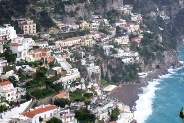 Positano 2009 Photo by Margie Miklas