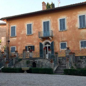 A Luxury Villa in Tuscany