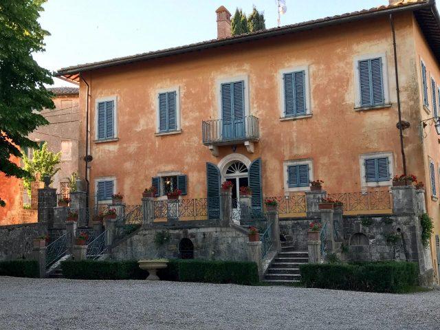Montestigliano Luxury Villa photo by Margie Miklas