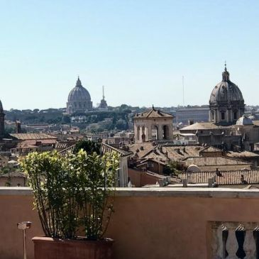 Exploring Rome with a Local