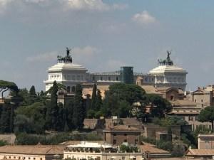 Rome views Photo by Margie Miklas