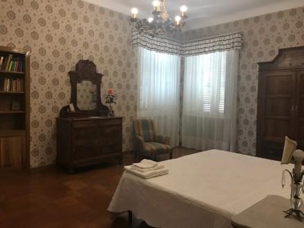 Palazzo Donati Bedroom Photo by Margie Miklas