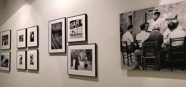 Italian Vintage Photo Exhibit