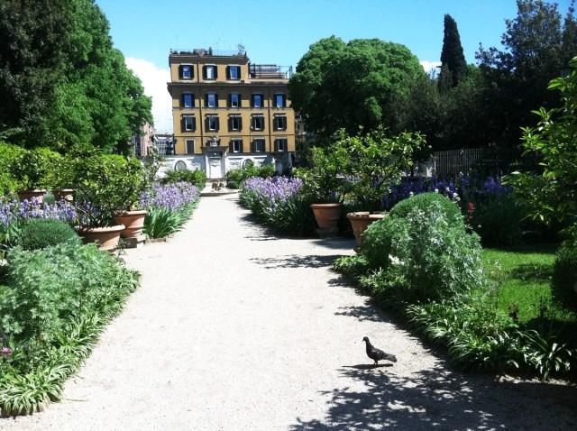 Rome Borghese Gardens Photo by Margie Miklas
