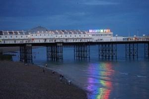 Brighton Pier UK photo by Tanja Mason from Pixabay