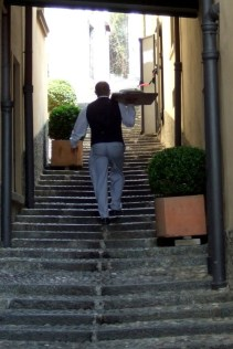 Photo by Margie Miklas ~ Life in Italy