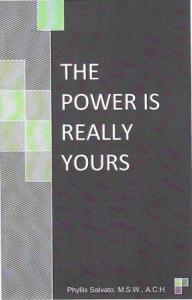 cover with name THE POWER IS REALLY YOURS for weg