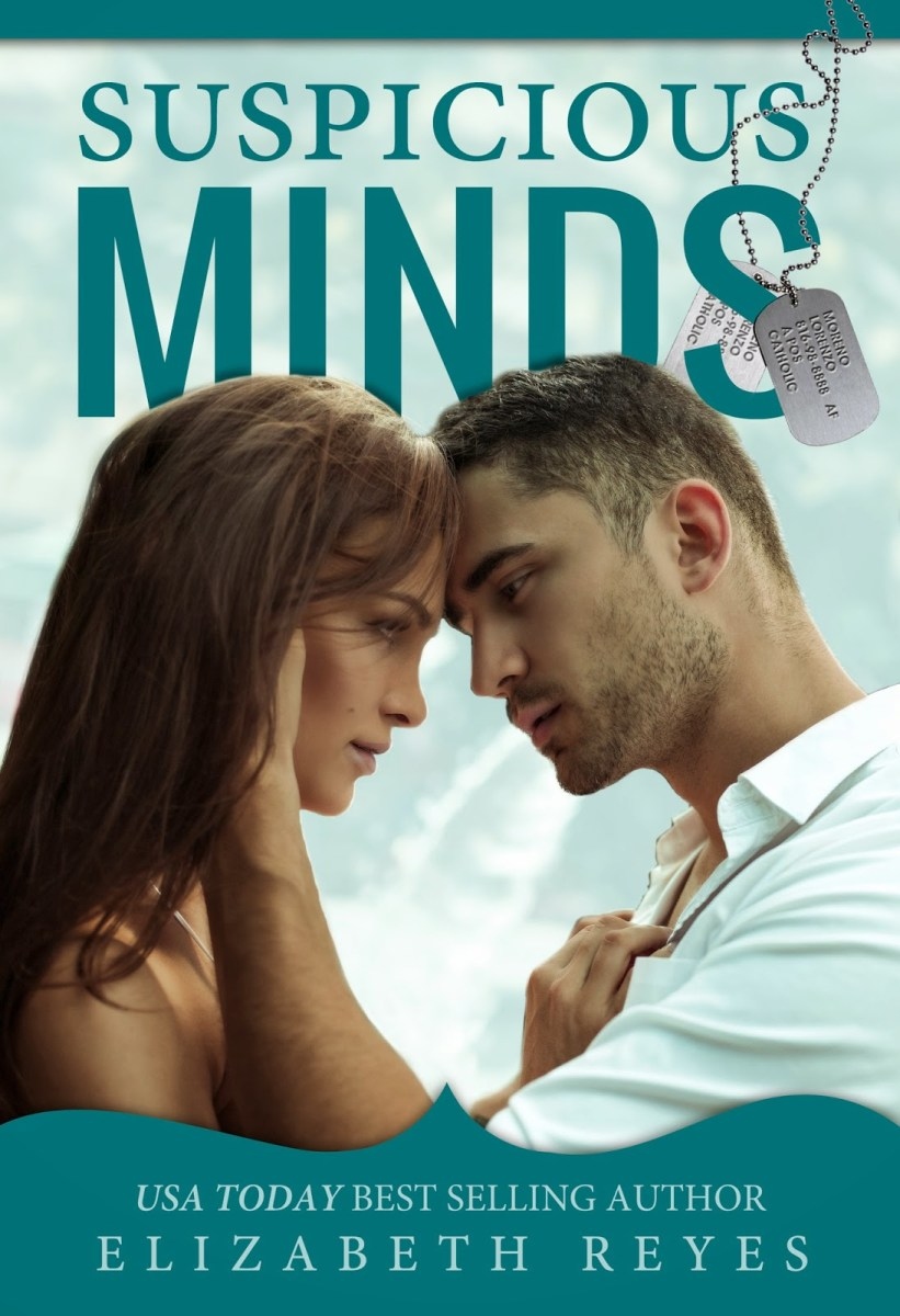 Suspicious Minds by Elizabeth Reyes Read-A-Long