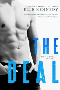 MUST READ!  The Deal by Elle Kennedy!