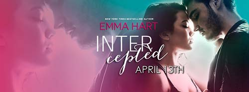 Review: Intercepted by Emma Hart