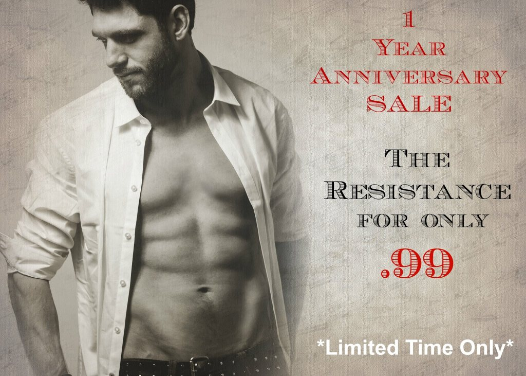 the resistance anniversary sale