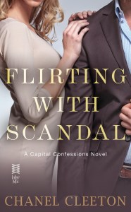 Must Read! Flirting with Scandal by: Chanel Cleeton