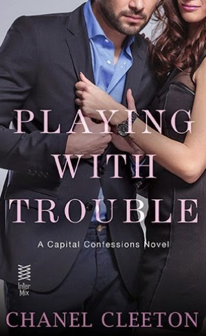 Review Tour!  Playing With Trouble by Chanel Cleeton