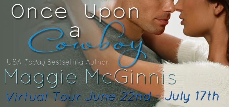 Review and Giveaway!  Once Upon a Cowboy by Maggie McGinnis