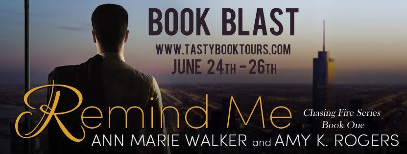 BOOK BLAST!!! REMIND ME by Ann Marie Walker & Amy K. Rogers