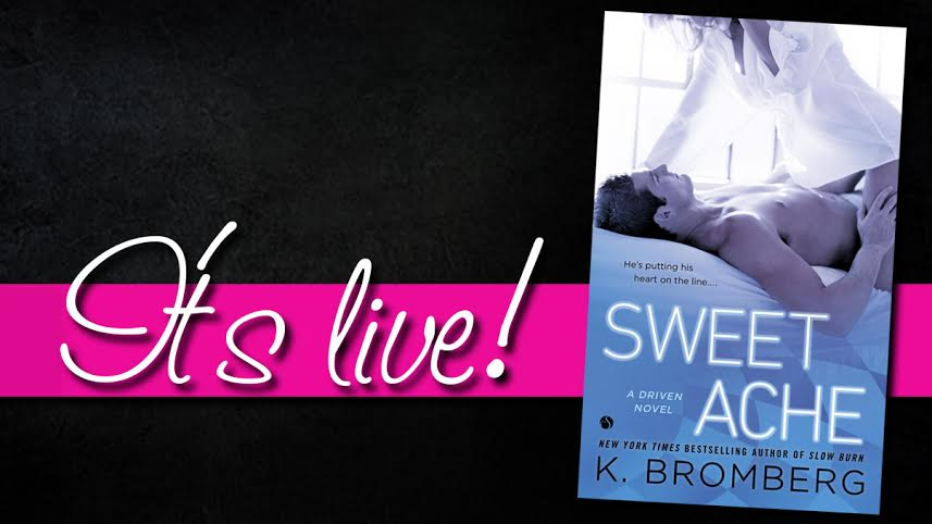 Sexy Spotlight & Giveaway! Sweet Ache by K. Bromberg