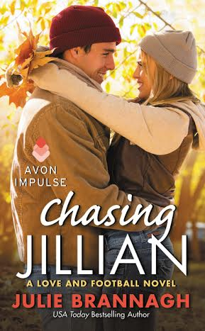 Review, Excerpt & Giveaway! Chasing Jillian by Julie Brannagh