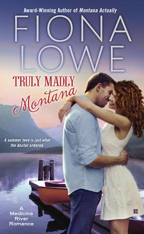 Review & Giveaway! Truly Madly Montana by Fiona Lowe