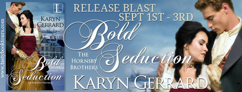 Release Blast!!  BOLD SEDUCTION by Karyn Gerrard