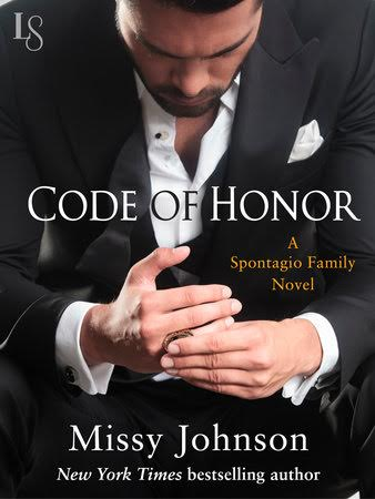 BOOK TOUR! CODE OF HONOR by Missy Johnson