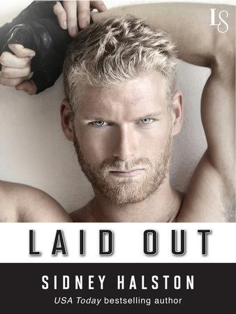 Virtual Book Tour! LAID OUT by Sidney Halston