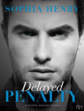 Virtual Book Tour!  DELAYED PENALTY by Sophia Henry