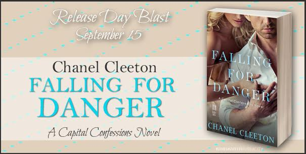 Release Day Blast! Falling for Danger by Chanel Cleeton