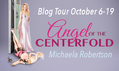 Excerpt & Giveaway! Angel of the Centerfold by Michaela Robertson