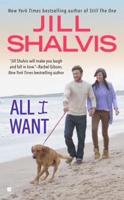 All I Want by: JILL SHALVIS!! Review & Giveaway!