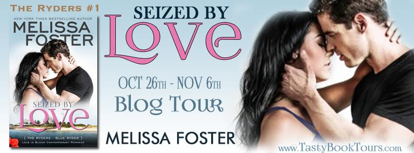 Book Tour! Seized by Love by Melissa Foster