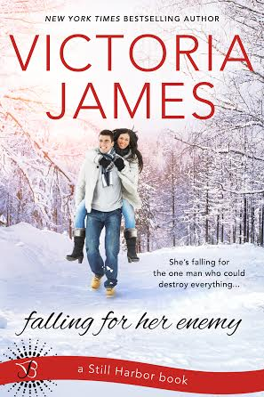Book Tour! Falling for Her Enemy by Victoria James