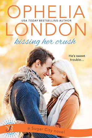 Book Tour! Kissing Her Crush by Ophelia London