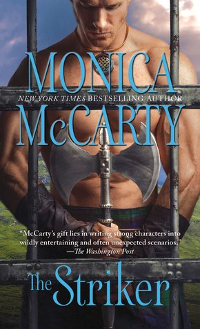 The Striker by Monica McCarty! Review, Excerpt and Giveaway!