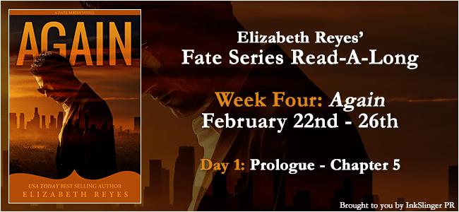 READ-A-LONG! Again by Elizabeth Reyes