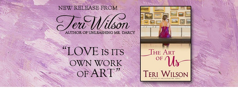 NEW RELEASE! The Art of Us by Teri Wilson