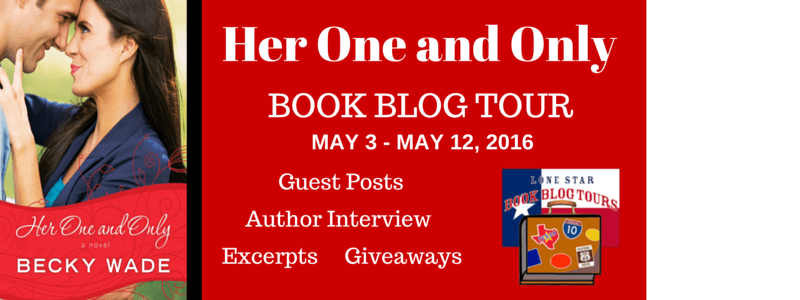 HER ONE AND ONLY (Porter Family #4)   by: Becky Wade