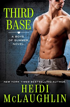THIRD BASE by: Heidi McLaughlin
