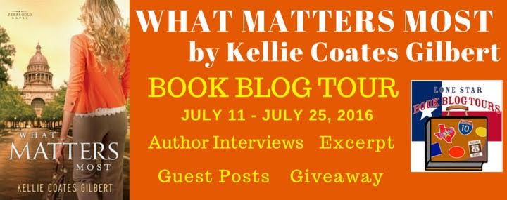WHAT MATTERS MOST  (TEXAS GOLD COLLECTION BOOK #4) by  Kellie Coates Gilbert