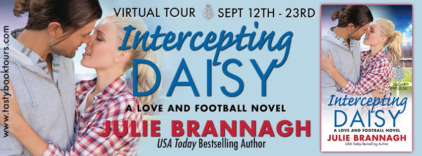INTERCEPTING DAISY by Julie Brannagh