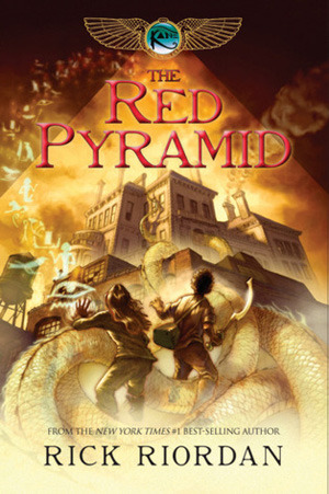 Michael Reviews: The Red Pyramid by Rick Riordan
